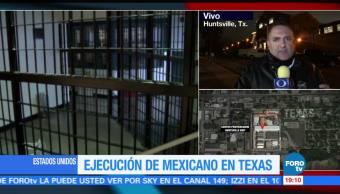 Rubén Cárdenas espera resolución de proceso en ante sala de la muerte