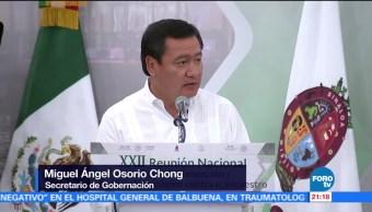 Osorio Chong destaca inversión en unidades antisecuestro
