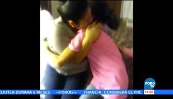 Acaba la pesadilla para Rosita, la niña indocumentada detenida en Texas