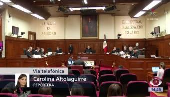 SCJN retira dos propuestas de destitución en Gustavo A. Madero