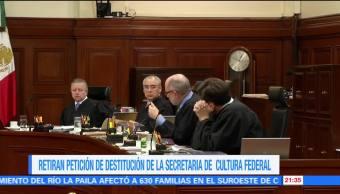 SCJN posterga revisar destitución de funcionarios