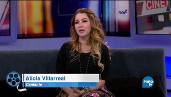 Alicia Villareal platica de la película: 'Titanic'