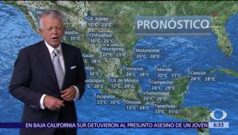 Despierta con Tiempo: Ambiente frío en noreste, oriente y centro de México