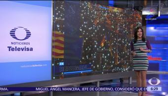 Las noticias, con Danielle Dithurbide: Programa del 13 de noviembre del 2017