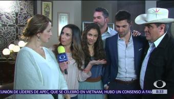 Inicia la telenovela 'Sin tu mirada' por Las Estrellas