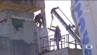 No avanzan las demoliciones en la CDMX