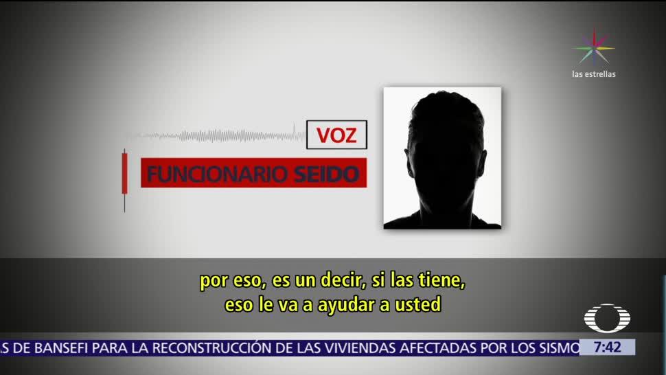 Graban en secreto entrevista de PGR con usuarios de cajas de seguridad