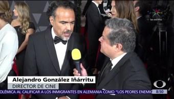 González Iñárritu recibe quinto premio Oscar de su carrera