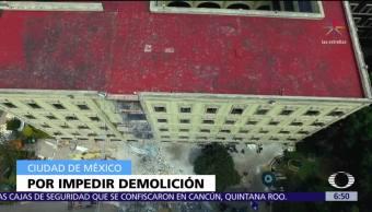 Padres de familia de víctimas del Tec Monterrey piden intervención de CDHDF