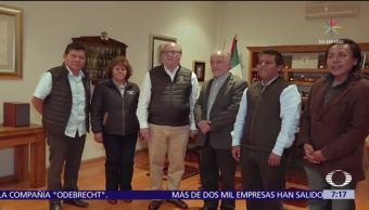 Designan nuevo rector en la Universidad Autónoma del Estado de Morelos