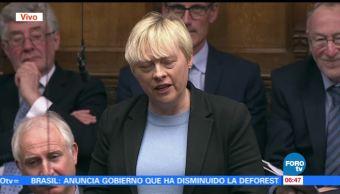Inicia debate en el Parlamento británico