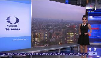 Las noticias, con Danielle Dithurbide: Programa del 15 de noviembre del 2017