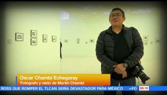 El trabajo del fotógrafo Martín Chambi