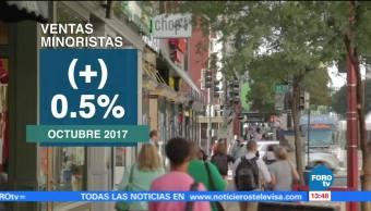 Estados Unidos presenta datos de ventas minoristas e inflación