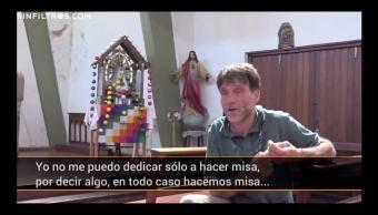 Sin Filtros: El cura villero de Argentina