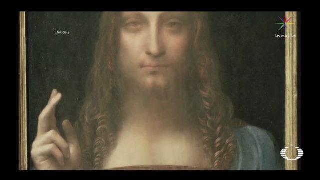 Subasta y compra millonaria por un Da Vinci