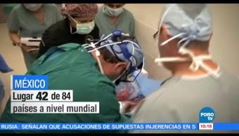 Los países que salvan más vidas por donación de órganos