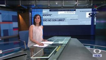 La Noticias, con Karla Iberia: Programa del 16 de noviembre de 2017