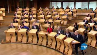 El movimiento separatista escocés