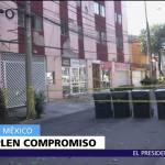 Damnificados del sismo en Zapata 252 aún no recuperan sus pertenencias
