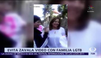 Margarita Zavala se niega a aparecer en video de FacebookMargarita Zavala se niega a aparecer en video de Facebook