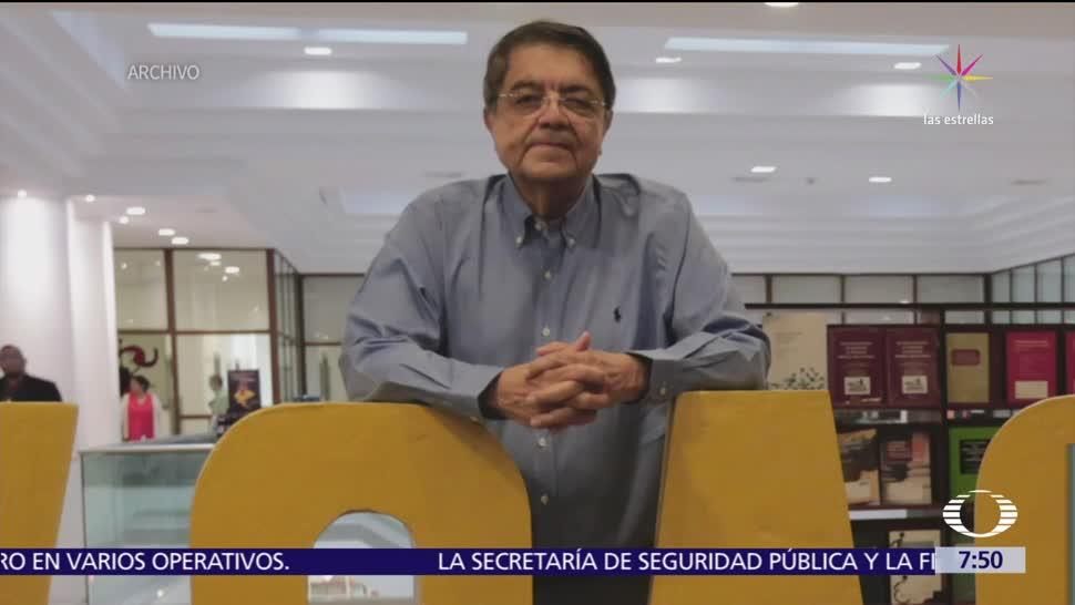 Sergio Ramírez, escritor nicaragüense, recibe el premio Cervantes 2017