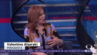 Valentina Alazraki presenta 'Un viaje al corazón de la fe'