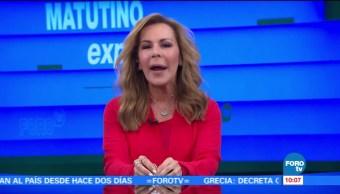 Matutino Express del 17 de noviembre con Esteban Arce (Bloque 2)