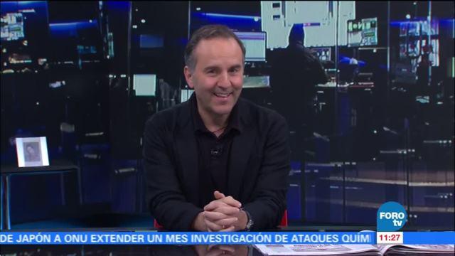 Matutino Express del 17 de noviembre con Esteban Arce (Bloque 3)