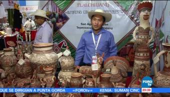 Expo Pueblos Indígenas en la CDMX