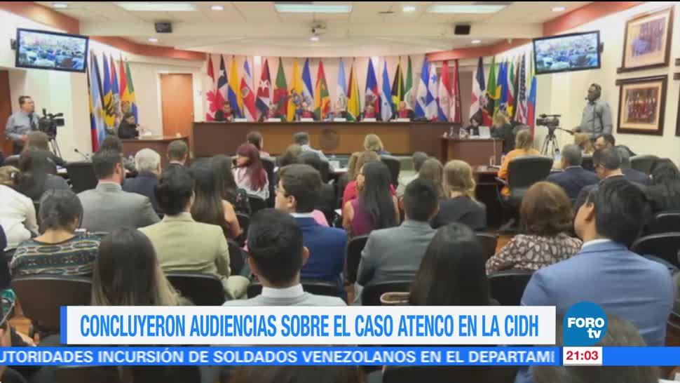 Concluyen audiencias sobre el caso Atenco en Corte IDH