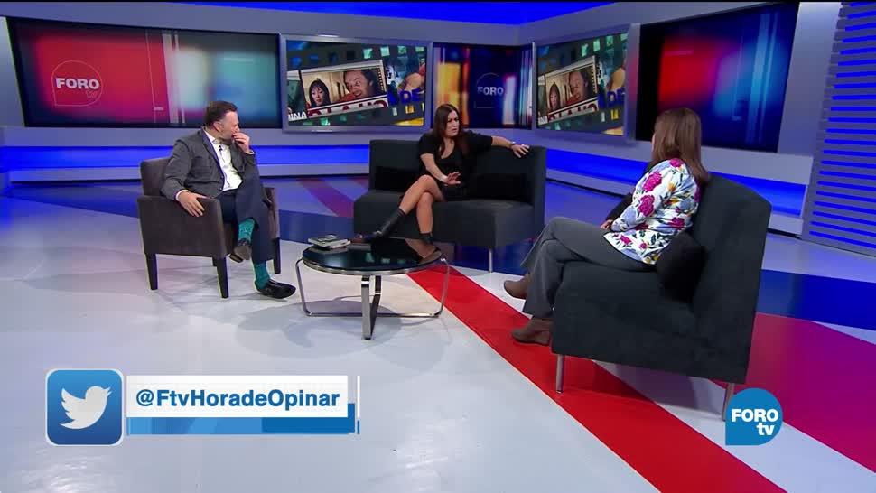 María del Pilar Montes de Oca platica de: 'Buenos muchachos'