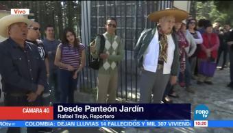 Realizan Homenaje Pedro Infante Centenario Natalicio