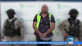 Cae líder criminal por asesinatos de policías en Ciudad Juárez
