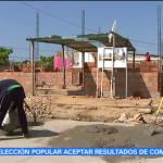 Avanza reconstrucción en Chiapas tras el sismo del 7 de septiembre