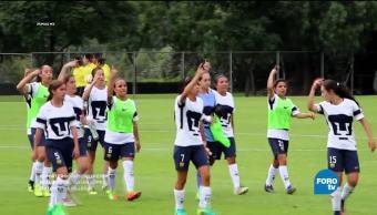 Equipo de futbol Pumas femenil de México