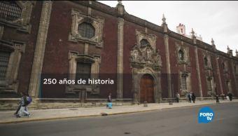 Colegio de las vizcaínas es único en México