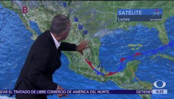 Despierta con Tiempo: Frente frío 10 se extiende al sur y sureste
