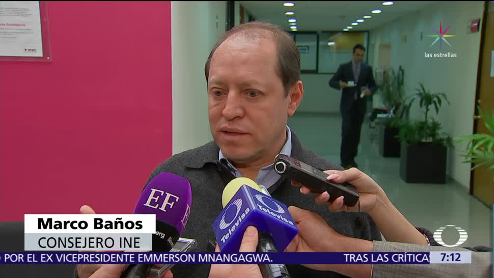 INE aprueba fecha, lugar y hora para 3 debates entre candidatos presidenciales