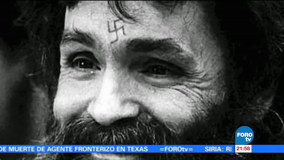 Charles Manson en la cultura popular