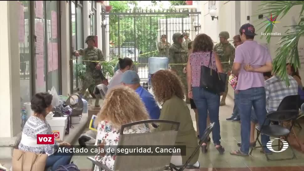 Propietarios de cajas en Cancún denuncian invasión de privacidad