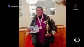 Rarámuris ganan maratón en el Círculo Polar Ártico