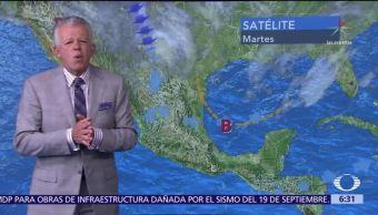 Despierta con Tiempo: Alta presión domina gran parte de México