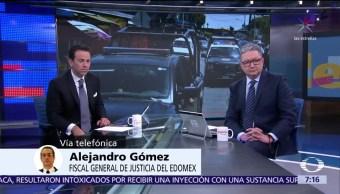Violencia en el Edomex, el fiscal Alejandro Gómez habla en Despierta