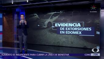 Extorsiones en el Edomex afectan actividad económica