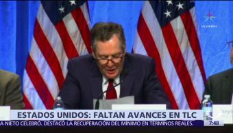 Concluye la quinta ronda de negociaciones del TLCAN