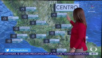 Clima Al Aire: Prevén ambiente frío en la Ciudad de México