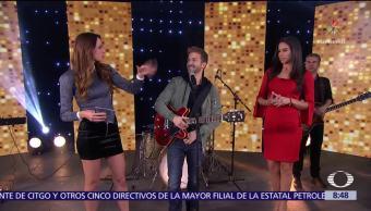 Pablo Alborán presenta nuevo disco en Al Aire