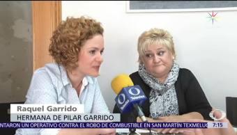 Familia de Pilar Garrido denuncia contradicciones en investigación sobre su muerte