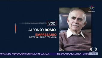 Alfonso Romo, asesor de AMLO, habla sobre proyecto de nación de Morena